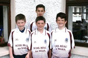 Mid Kerry GAA Skills Champions 2015